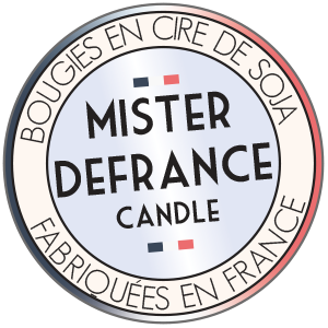 Mister DeFrance Candle